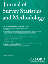 Journal of Survey Statistics and Methodology